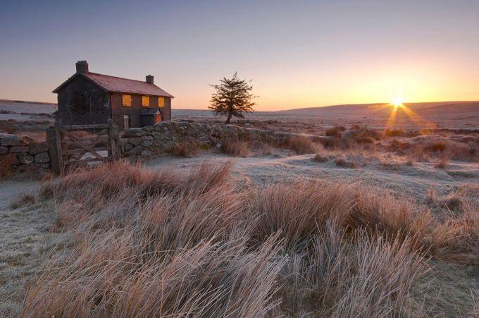 Nuns Cross Winter sunrise, Dartmoor by LeePengelly - Monthly Pro Vol 24 Photo Contest