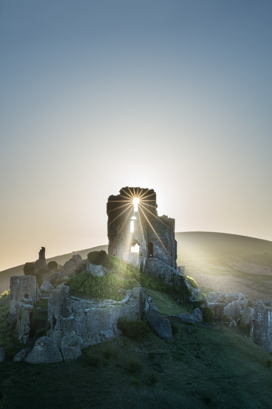 Corfe Castle by ollietaylorphotography - Compositions 101 Photo Contest vol4