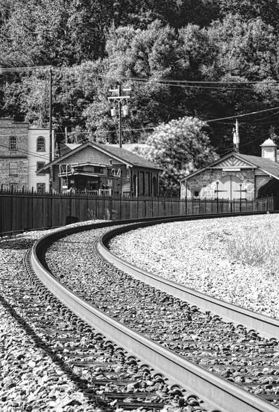 Old Ellicott City Train Station