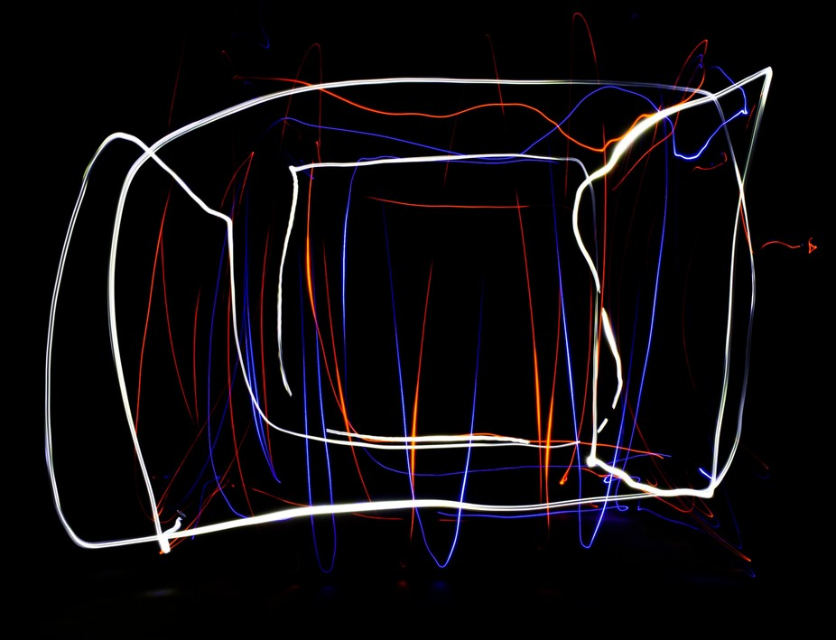 Some fun with light painting! :)
