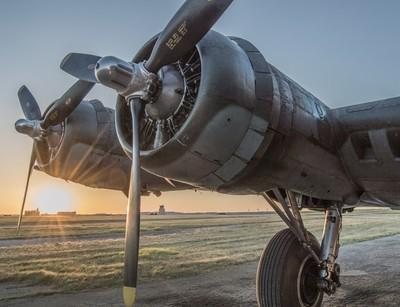 Propeller Sunburst