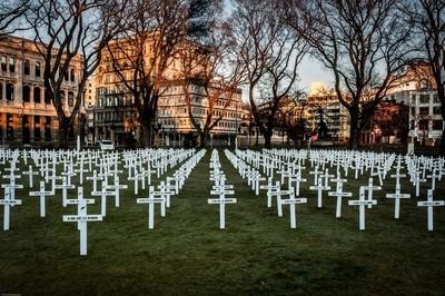 1st World War Memorial, Dunedin, New Zealand