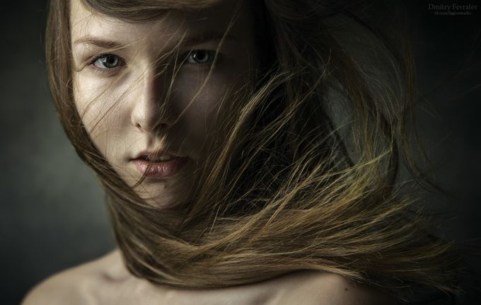 *** by DmitryFevrlalev - Dramatic Portraits Photo Contest
