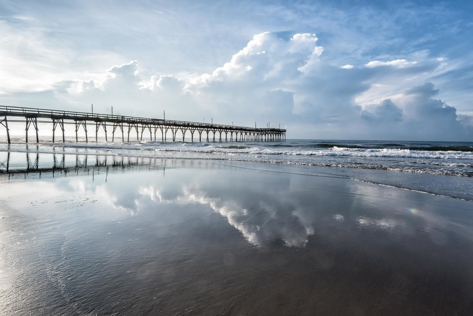 Sunset Beach NC.