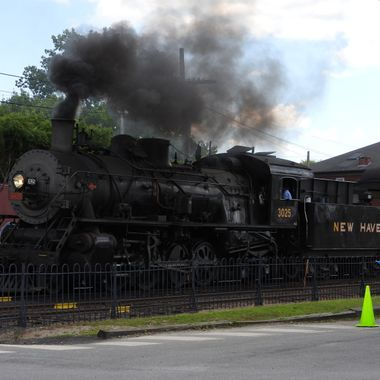 Essex Steam Train, Essex, CT