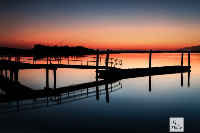 The is the boat launch in Goose Creek, SC. such a beautiful place to go.
