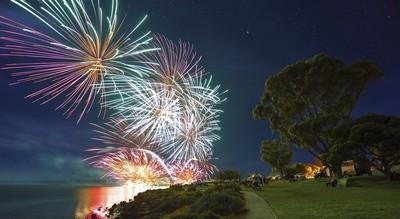 Streaky Bay Fireworks