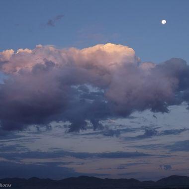 Full moon monsoon