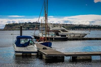 20431917539_113a751911_o Boats at Cardiff Bay