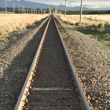 Westcoast rail line