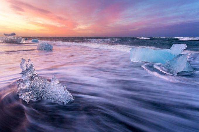 Surprise Sunrise by scottdonschikowski - Landscapes Of Iceland Photo Contest