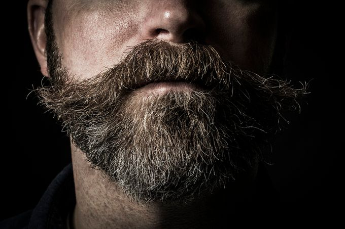Portrait by beamphoto - Movember Photo Contest