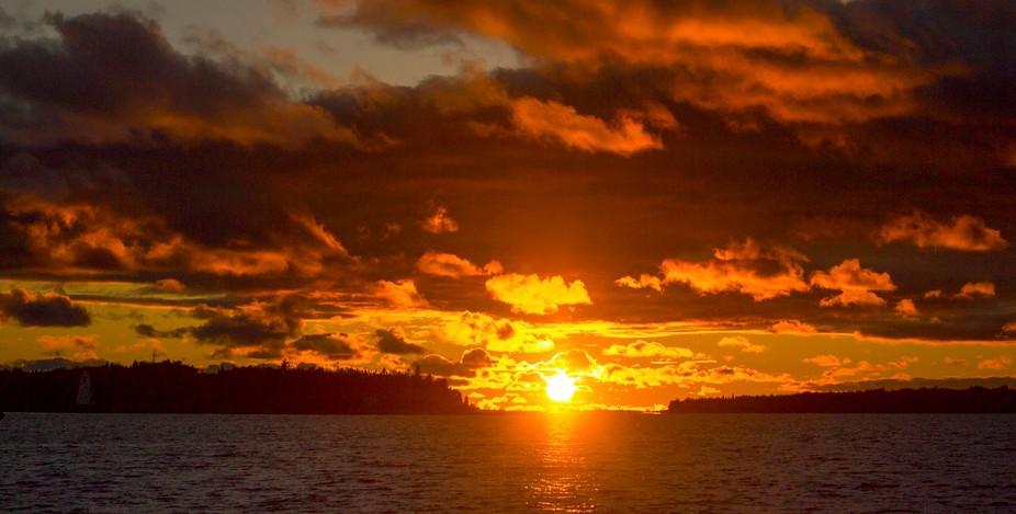 Tobermory Sunset 2013