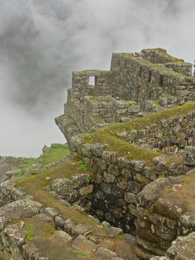 On the edge of mist