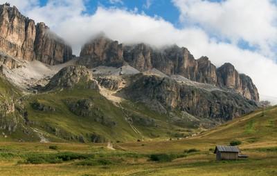 Passo Pordoi (Dolomites)