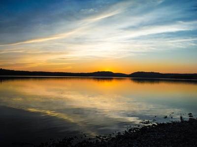 Wendigo Sunset