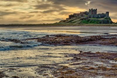 """Bamburgh Castle"""