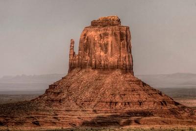 Monument Valley Right Mitten