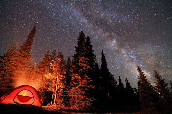 Camp Vibes by MitchChristofferson - The Four Elements Photo Contest