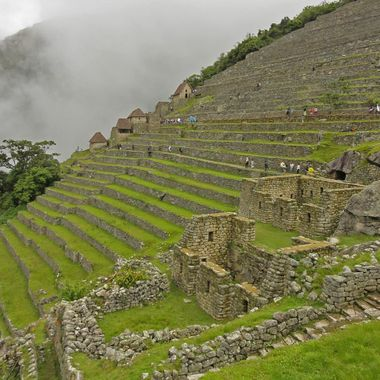 Inca Farm Terraces