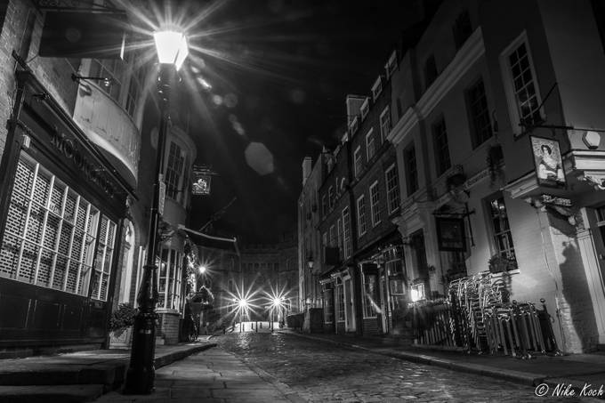 Downtown In Black And White Photo Contest Winners