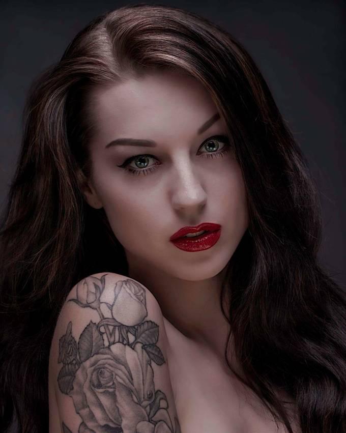 by rheashields - Dark Portraits Photo Contest