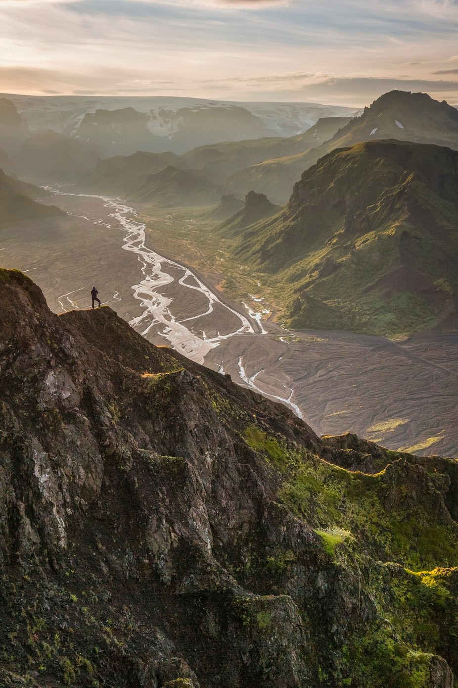 Standing on the Precipice by Vemsteroo - Anything People Photo Contest
