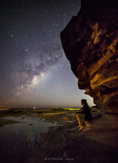**Under the Milky Way**