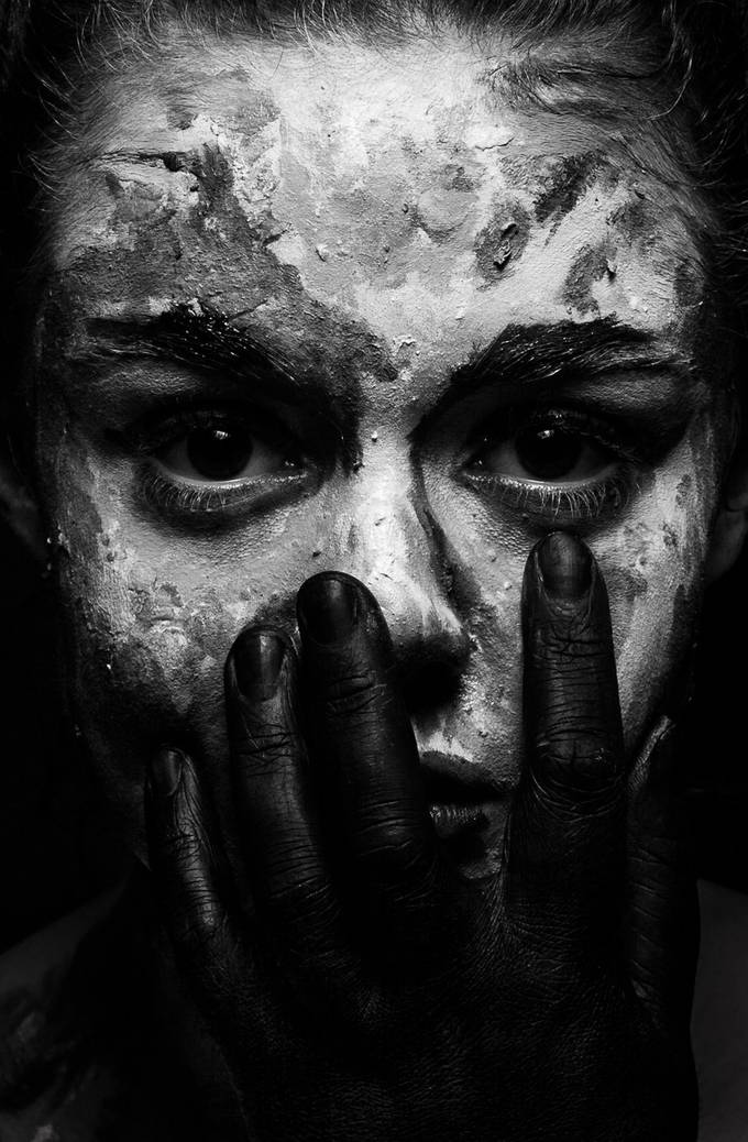 150419-6505-Edit-2 by blackmarkers36 - Dark Portraits Photo Contest