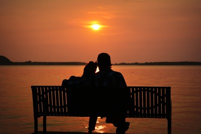 Sunlit Evening