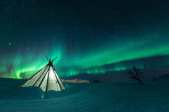 Community Spotlight: Shooting The Aurora Borealis In Norway