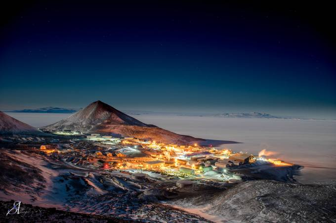 McMurdo by AllingerPhotography - City In The Night Photo Contest