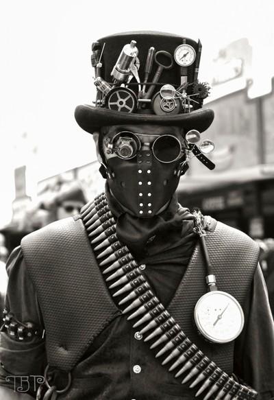 Steampunk Master