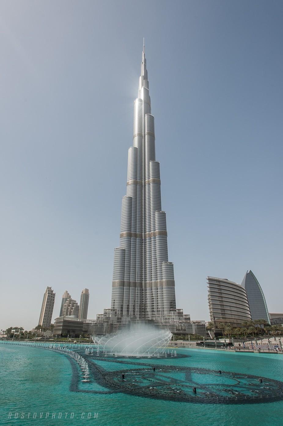 Dubai by Rostovskiy - Large Photo Contest
