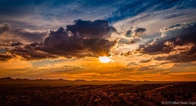 Arizona Monsoon Sunset