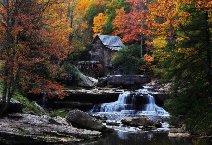 Gristmill by Ohiodaniel - Monthly Pro Vol 17 Photo Contest