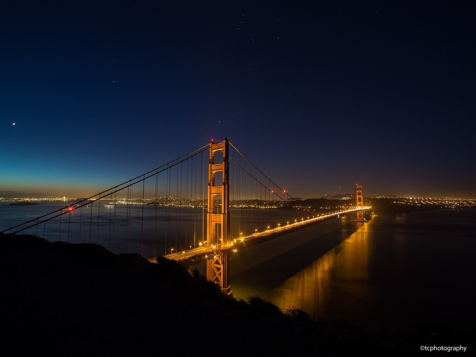 Golden Gate Morning