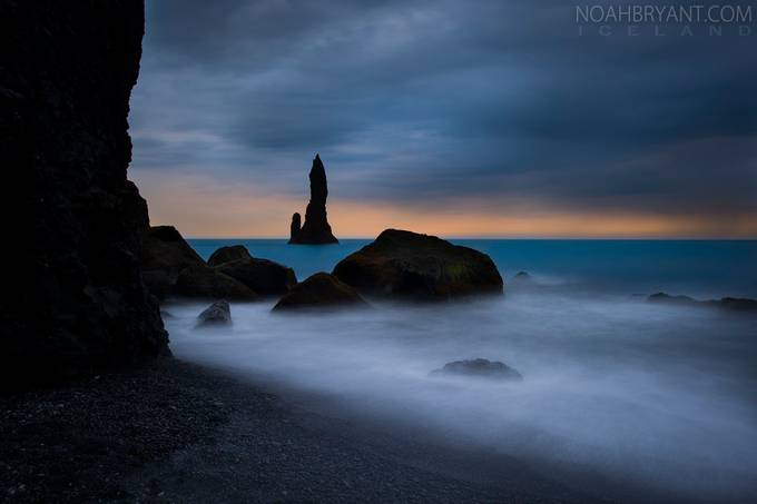 Reynisdrangar by noahbryant - Landscapes Of Iceland Photo Contest