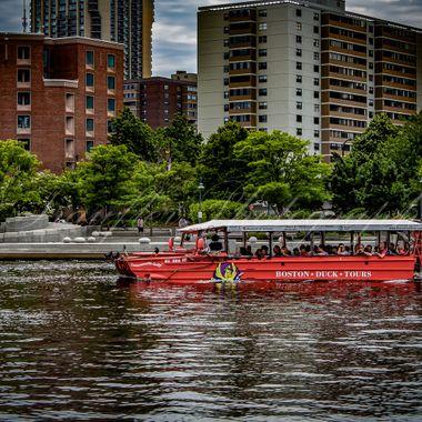 Boston Duck Boat