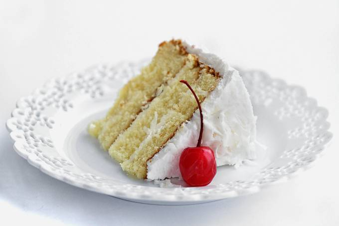 Coconut Cake by WorldofBeauty - Looks Delicious Photo Contest