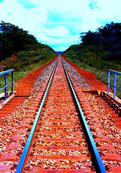 The Uganda Railway, Nairobi, Kenya