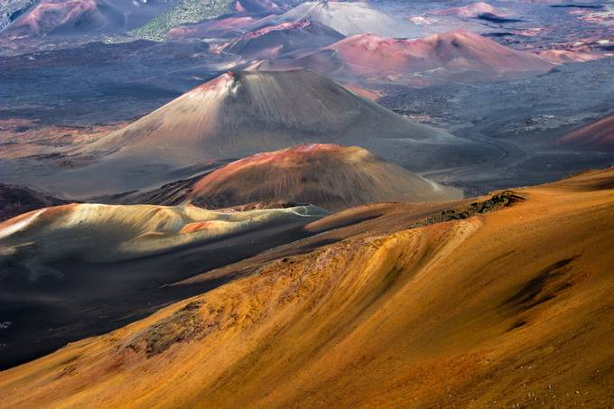 Volcanic landscape by varemo - Adventure Land Photo Contest Outside Views