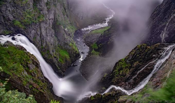 Voringfossen by Leo_van_der_Sanden - Unforgettable Landscapes Photo Contest by Zenfolio