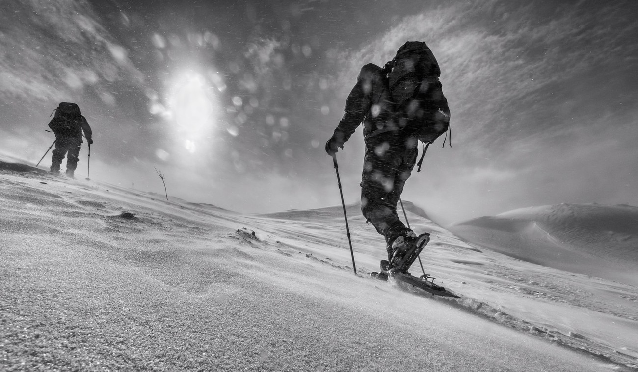 45 Cool Shots In B&W That'll Make You Melancholic About The Winter