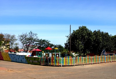 A Children's Park, Kisumu, Kenya