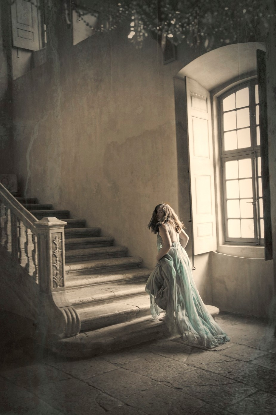 A Girl In The Castle by YouAreHereToRiskYourHeart - Elegant Photo Contest