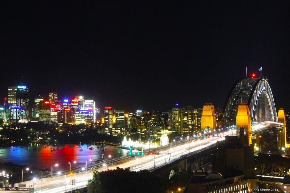Sydney Harbour, a Icon of Australia