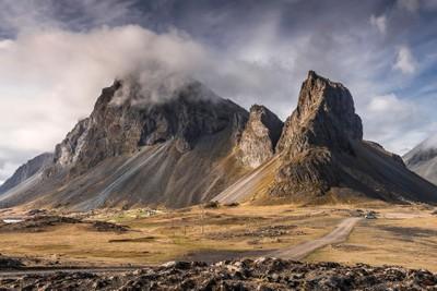 Hvalnes, eastern Iceland