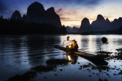 The King Fisherman