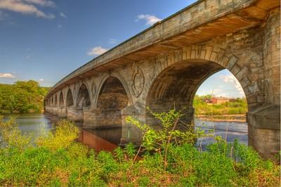 """""""Hexham Bridge"""""""